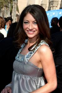 Rebecca Gayheart at the 38th annual NAACP Image Awards.