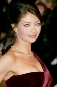 Rebecca Gayheart at the 2007 Vanity Fair Oscar party.