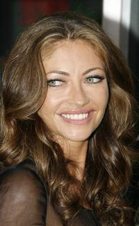 Rebecca Gayheart at the Hollywood premiere of