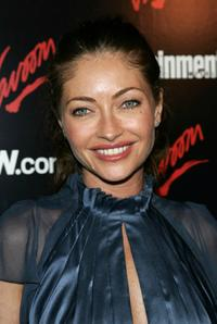 Rebecca Gayheart at the Upfront party hosted by Entertainment Weekly and Vavoom.