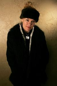 Christine Elise at the 2006 Sundance Film Festival.