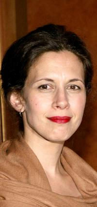 Jessica Hecht at the American Airlines Theater.