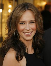 Jennifer Love Hewitt at the Davante Rodeo Store opening.