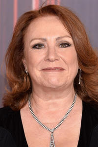 Melanie Hill at The British Soap Awards in Manchester, England.