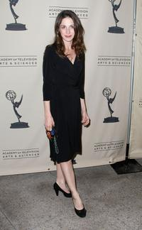 Marin Hinkle at the Evening with