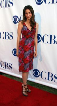 Marin Hinkle at the CBS Summer Stars Party 2007.