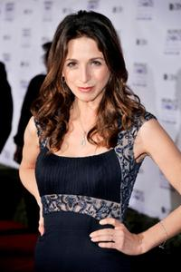 Marin Hinkle at the 35th Annual People's Choice Awards.