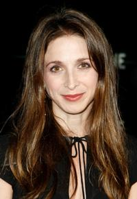 Marin Hinkle at the premiere of