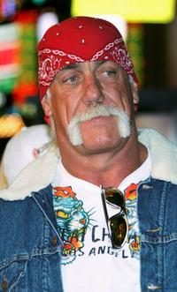 Hulk Hogan at the Hollywood premiere of
