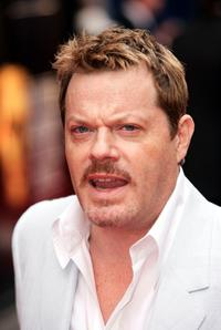 Eddie Izzard at the Pioneer British Academy Television Awards.