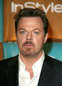 Eddie Izzard at the Golden Globe after party.