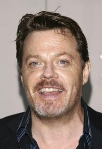 Eddie Izzard at the premiere of