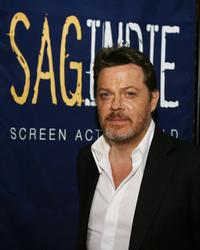 Eddie Izzard at the Screen Actors Guild and SAGIndie LA Film Fest.