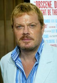 Eddie Izzard at the LA premiere of the