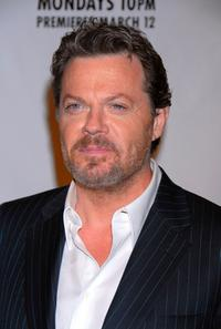 Eddie Izzard at the premiere screening of