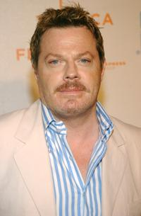 Eddie Izzard at the Tribeca Film Festival Awards Show.