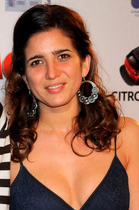 Lucia Jimenez at the Spain premiere of