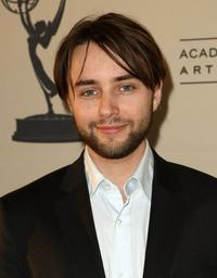 Vincent Kartheiser at the panel discussion for AMC's