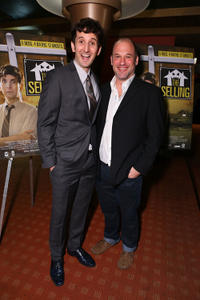 Gabriel Diani and Jonathan Klein at the Los Angeles Screening and DVD Launch of