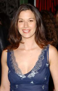 Brooke Langton at the Los Angeles premiere of