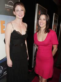 Robin Weigert and Brooke Langton at the Los Angeles premiere of