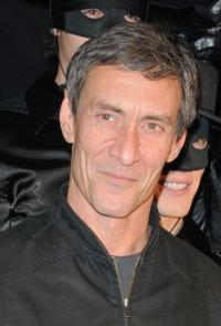 Francois Levantal at the Gala premiere of