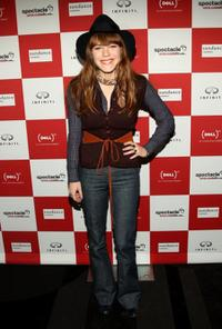 Jenny Lewis at the Sundance Channel's debut of