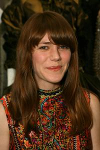 Jenny Lewis at the Rodarte Cocktail Party in celebration of the Fall 2007 line.