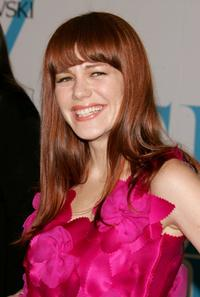 Jenny Lewis at the 25th Anniversary of the Annual CFDA Fashion Awards.