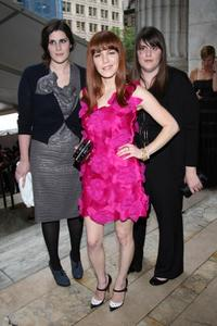 Jenny Lewis and guests at the 25th Anniversary of the Annual CFDA Fashion Awards.