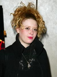 Natasha Lyonne at the New York screening of