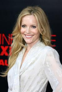 Leslie Mann at the premiere of