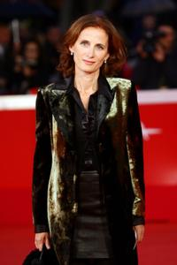 Margaret Mazzantini at the 4th International Rome Film Festival.