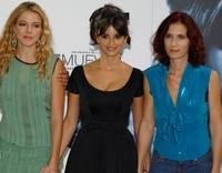 Claudia Gerini, Penelope Cruz and Margaret Mazzantini at the photocall of