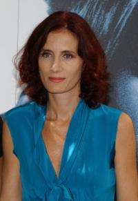 Margaret Mazzantini at the photocall of