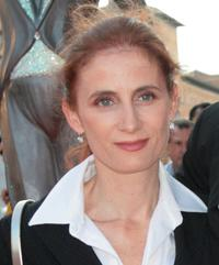 Margaret Mazzantini at the premiere of
