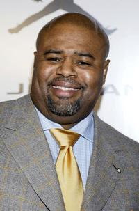 Chi McBride at the