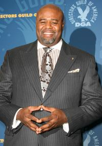 Chi McBride at the 60th annual DGA Awards.