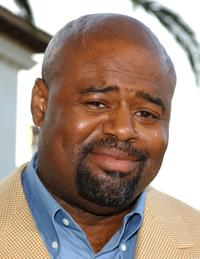 Chi McBride at the St. Regis Monarch Beach Resort and Spa grand opening.