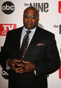 Chi McBride at the premiere of
