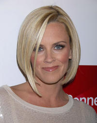 Jenny McCarthy at the launch party for Chip and Pepper's C7P denim line in L.A.