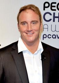 Jay Mohr at the 35th Annual People's Choice Awards nominations.