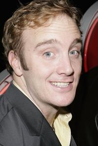 Jay Mohr at the NBC TCA Party.