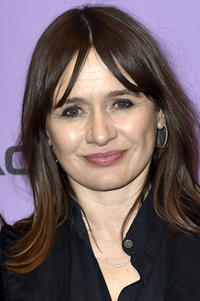 Emily Mortimer at the