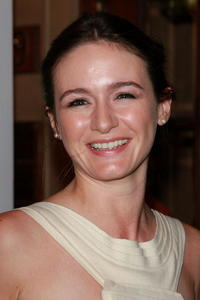 Emily Mortimer at the premiere of