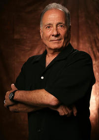 Arthur Nascarella at the 2008 Tribeca Film Festival in New York.