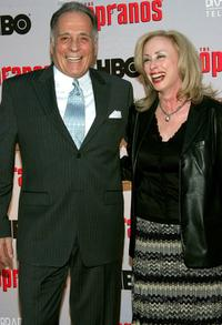 Arthur Nascarella and wife Vickie at the premiere of