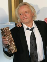 Niels Arestrup at the 31st Nuit des Cesar, France's top movie Awards.
