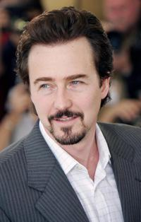Edward Norton at the photocall of