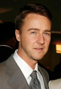Edward Norton at Film Independent's 2007 Spirit Awards.